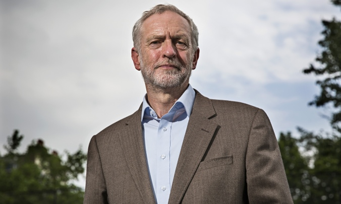 Jeremy Corbyn, MP. PHOTO: theguardian.com